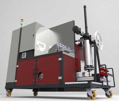 ASMA équipement injection RTM
